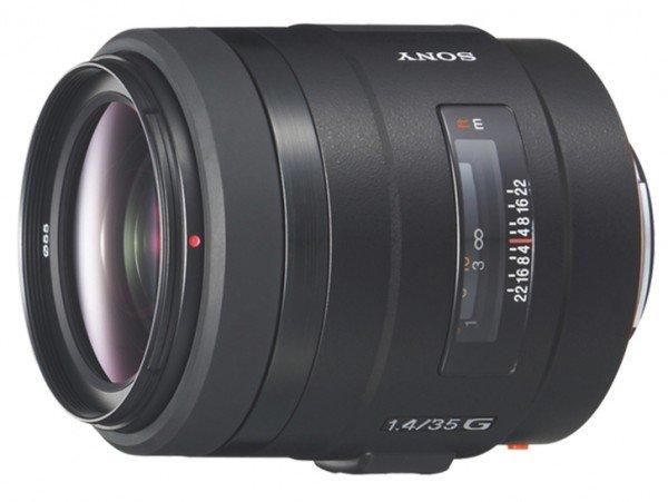 Sony SAL 35mm 1.4 G