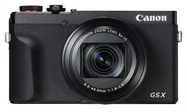 Canon Powershot G5 X Mark II schwarz