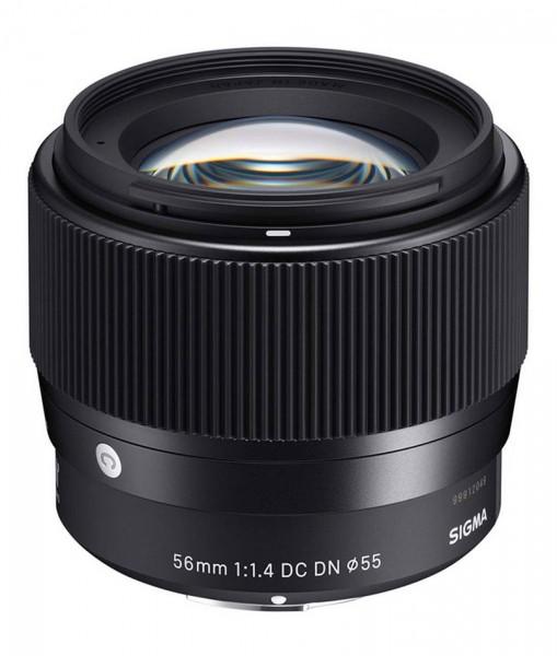 Sigma C 56mm 1.4 DC DN für MFT
