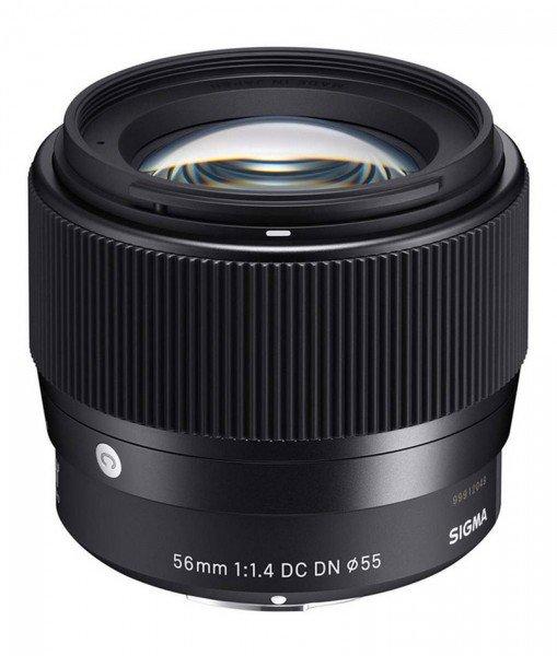 Sigma C 56mm 1.4 DC DN für Sony E-Mount