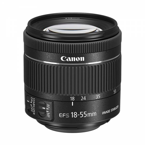 Canon EF-S 18-55mm 4.0-5.6 IS STM