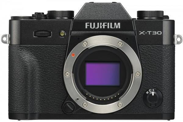 Fujifilm X-T30 schwarz Gehäuse Einzelstück