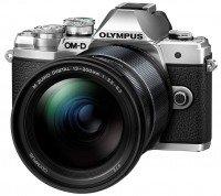 Olympus OM-D E-M10 Mark III silber + ED 12-200mm 3.5-6.3