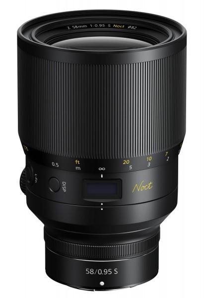 Nikon Nikkor Z 58mm 0.95 S Noct