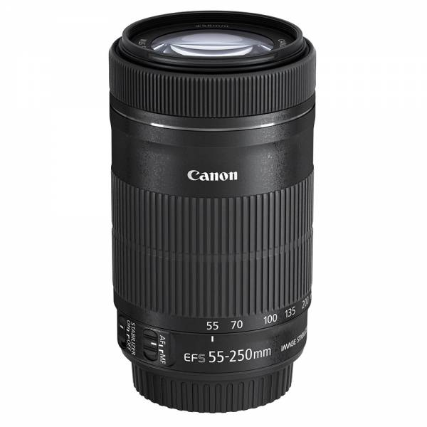 Canon EF-S 55-250mm 4.0-5.6 IS STM