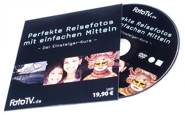 Perfekte Reisefotos mit einfachen Mitteln - Der DVD Einsteiger-Kurs
