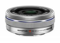 Olympus M.Zuiko Digital ED 14-42mm 3.5-5.6 EZ silber Einzelstück