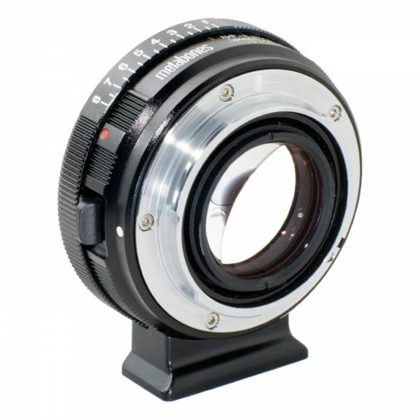 Metabones Adapter Nikon G an Sony E-Mount Speed Booster ULTRA