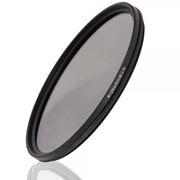V.M.C. Ultra Slim MRC Polfilter 46mm