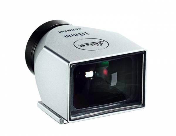 Leica Spiegelsucher für 18mm Objektive silber 12023