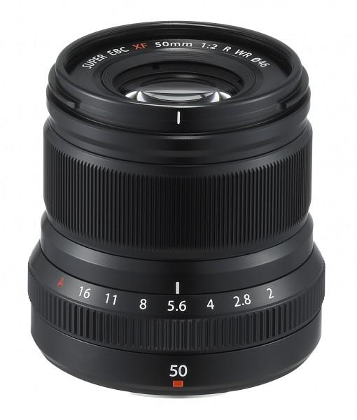 Fujifilm Fujinon XF50mm 2.0 WR schwarz