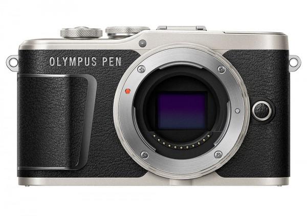 Olympus PEN E-PL9 schwarz Gehäuse