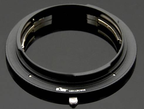 Adapter Leica R Objektiv an Canon EOS