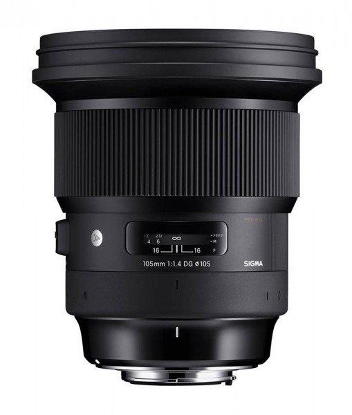 Sigma A 105mm 1.4 DG HSM für Nikon