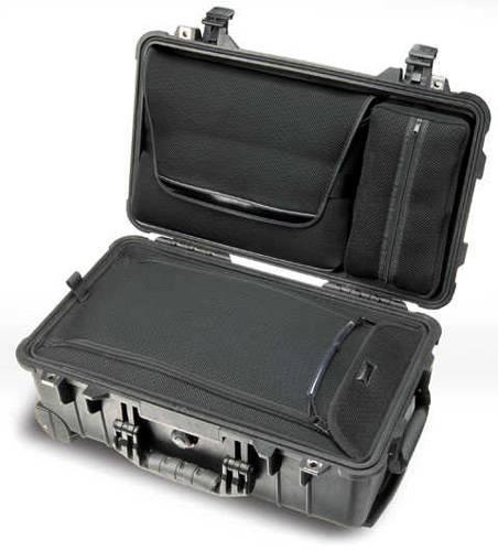 Peli Modell 1510 LOC - Laptop Overnight Case + Rollen