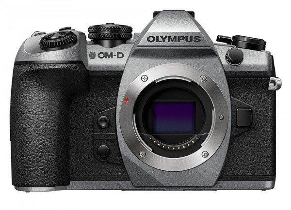 Olympus OM-D E-M1 Mark II silber Gehäuse