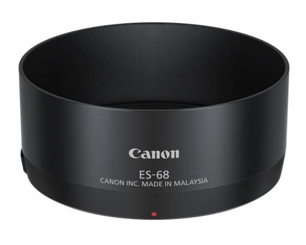 Canon Gegenlichtblende ES-68 für Canon EF 50mm 1.8 STM