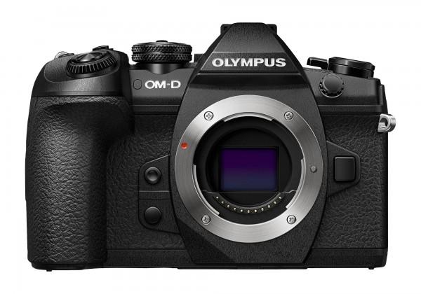 Olympus OM-D E-M1 Mark II schwarz Gehäuse