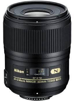Nikon AF-S NIKKOR Micro 60mm 2.8 G ED