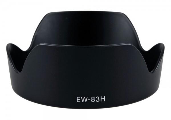 Canon Gegenlichtblende EW-83H für Canon EF 24-105mm 4.0 L IS USM