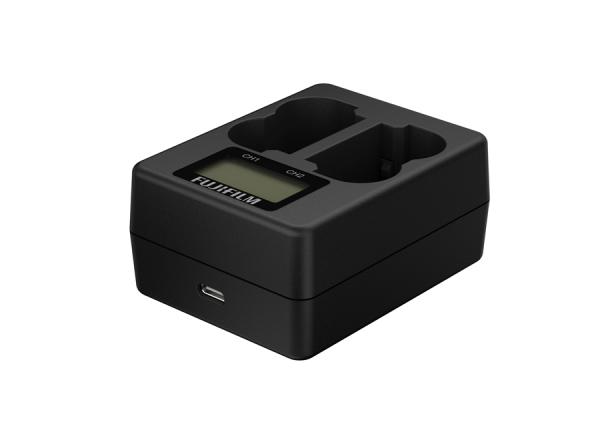 Fujifilm Doppel Akku-Ladegerät BC-W235