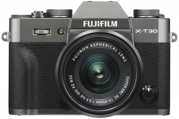 Fujifilm X-T30 anthrazit + XC15-45mm 3.5-5.6 OIS PZ