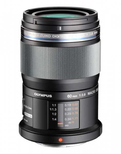 Olympus M.Zuiko Digital ED 60mm 1:2.8 Macro + Combiflash 34 mit Ringblitz
