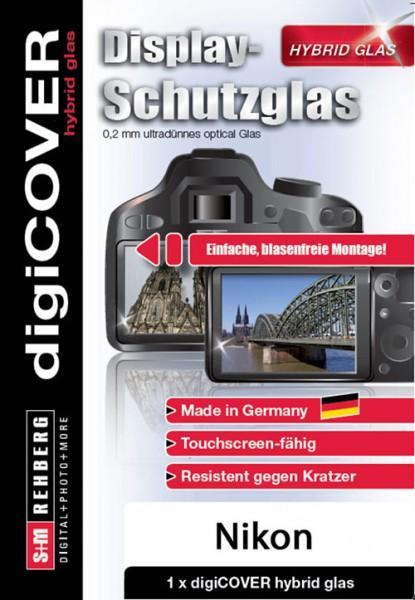 S+M Hybrid Glas für Nikon Coolpix P950