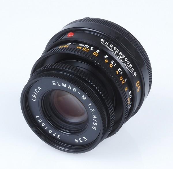 Leica Elmar 50mm 2.8 versenkbar collapsible * 6899