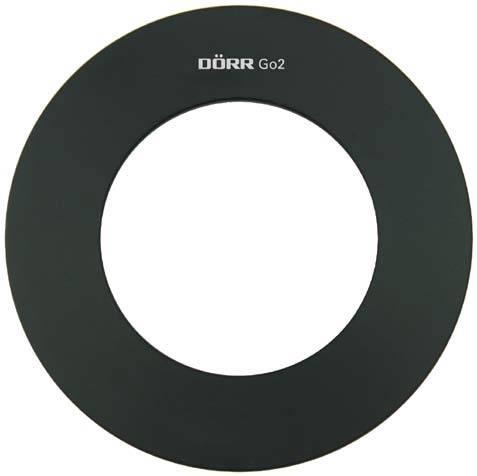 Dörr Anschlußring 62mm für GO2 Filtersystem