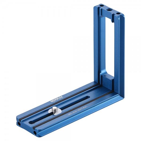 Novoflex Q=PLATE PL QPL Slim Vertikal Winkelschiene