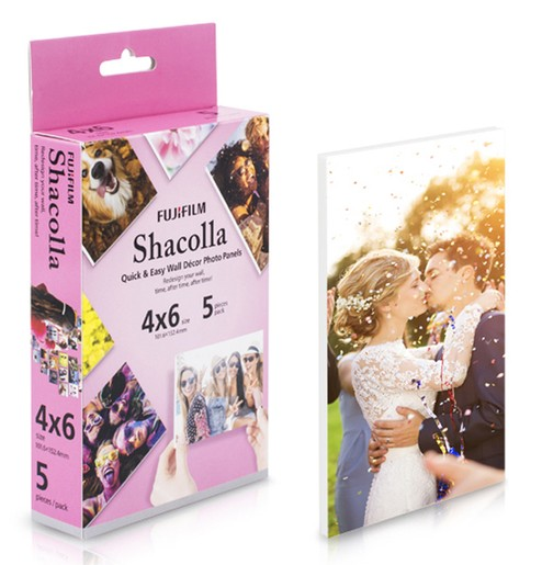 Fujifilm Shacolla Box für 10x15 Fotos