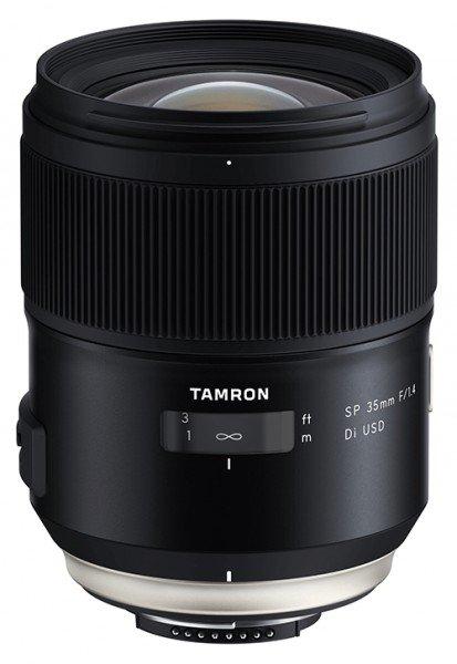 Tamron SP 35mm 1.4 Di USD für Nikon