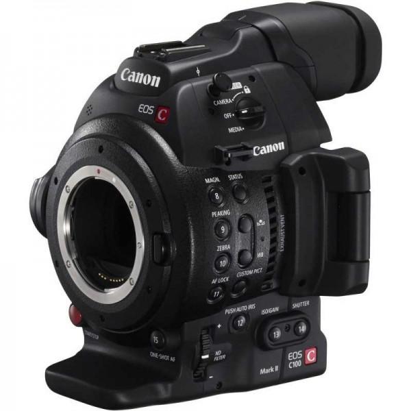 Canon EOS C100 Mark II Cinema Camcorder