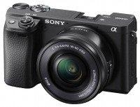 Sony Alpha 6400 + SEL 16-50mm 3.5-5.6 OSS PZ