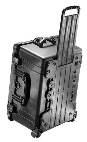 Peli Modell 1620 mit Rollen - schwarz