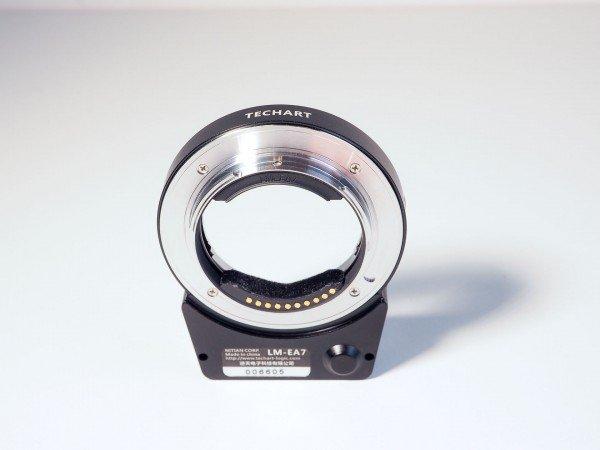 TechartPro Adapter LM-EA7 Leica M an Sony E-Mount