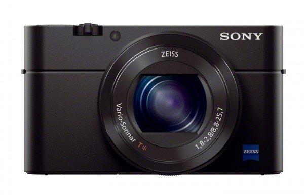 Sony DSC-RX100 III schwarz 20,1 MP