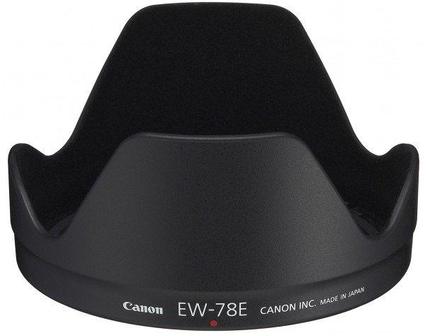 Canon Gegenlichtblende EW-78E für Canon EF-S 15-85mm IS