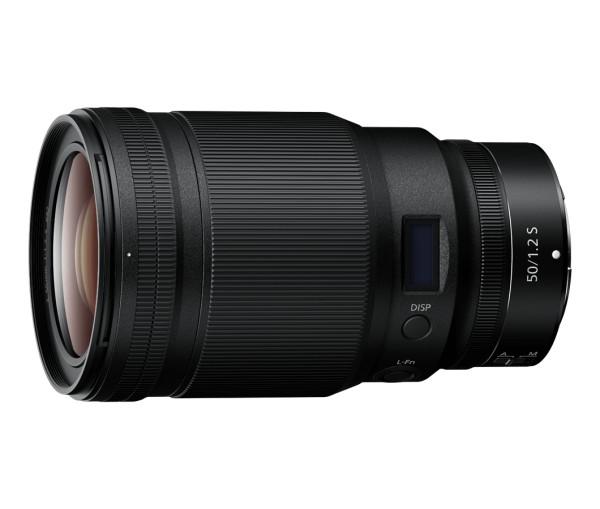 Nikon Nikkor Z 50mm 1.2 S
