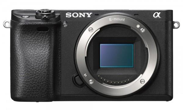 Sony Alpha 6000 schwarz Gehäuse ILCE6000B.CEC