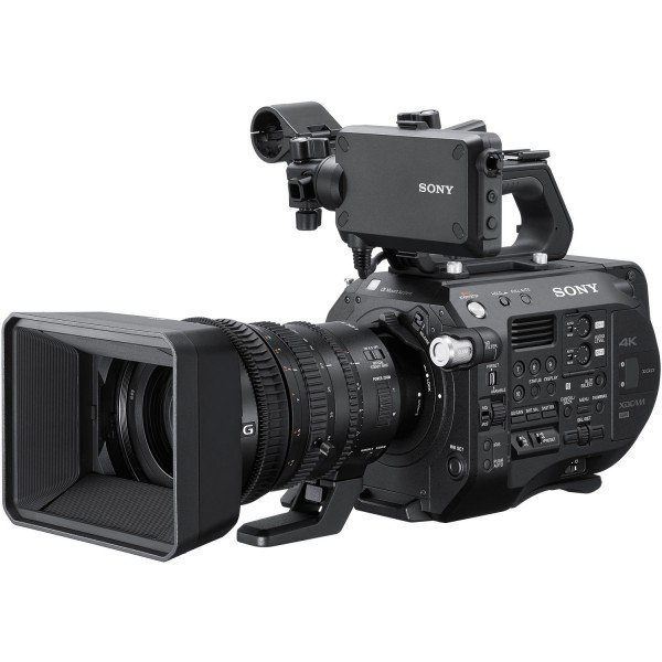 Sony PXW-FS7 II Camcorder + SEL 18-110mm 4.0 G OSS PZ