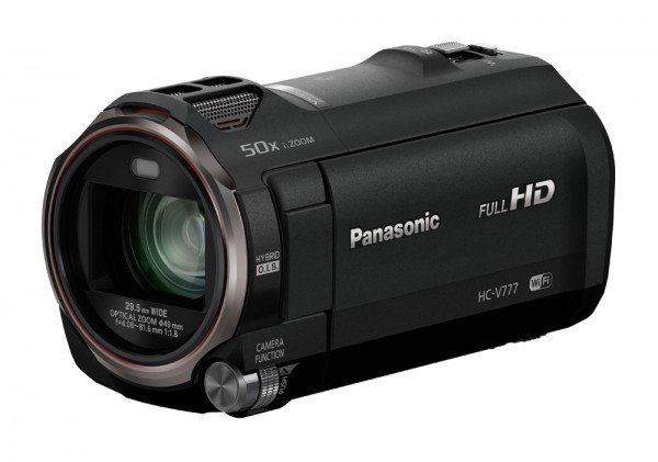 Panasonic HC-V777 Camcorder