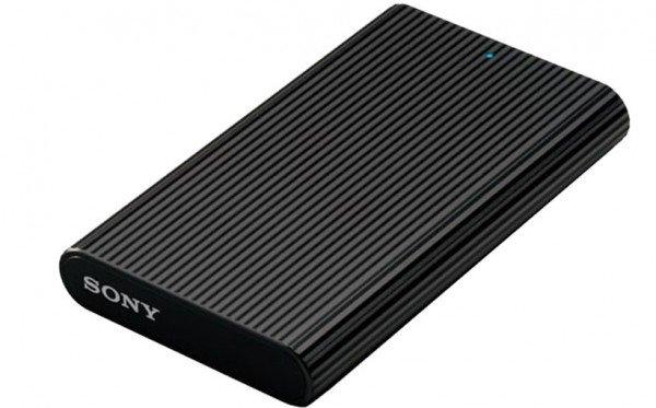 Sony SL-E Series Externe SSD 960 GB mit USB Type-C
