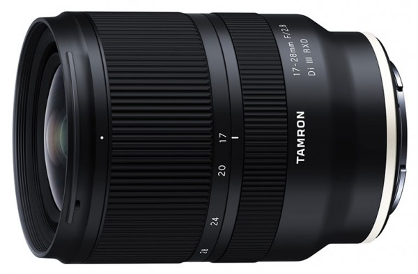 Tamron 17-28mm 2.8 Di III RXD für Sony E-Mount
