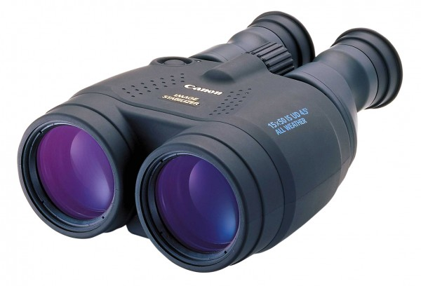 Canon Fernglas 15x50 IS WP