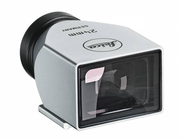 Leica Spiegelsucher für 24mm Objektive silber 12027