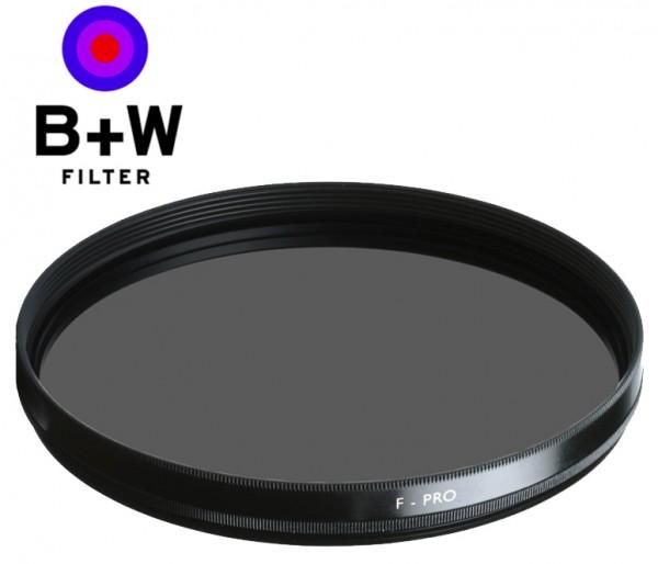 B+W Zirkular Polfilter F-PRO S03M MRC 62mm