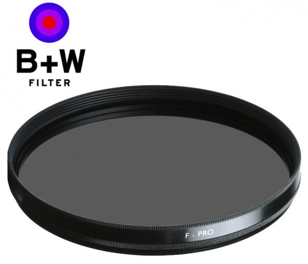 B+W Zirkular Polfilter F-PRO S03M MRC 77mm