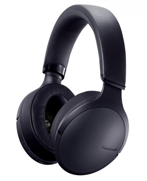 Panasonic RP-HD305BE-K Over-Ear Kopfhörer